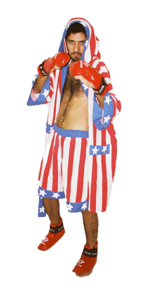 boxeador Apollo Creed